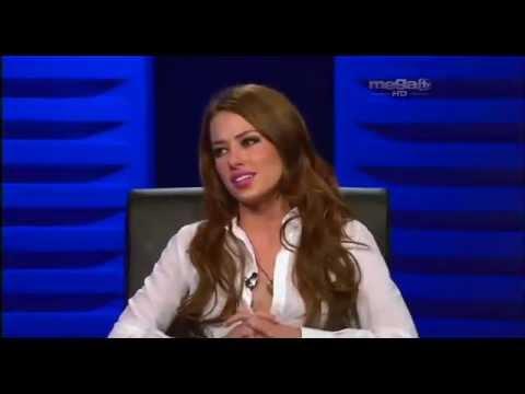 Sofía Lama en entrevista