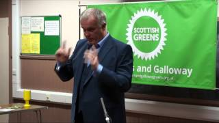 Stephen Dickson - SGP Dumfries and Galloway Hustings