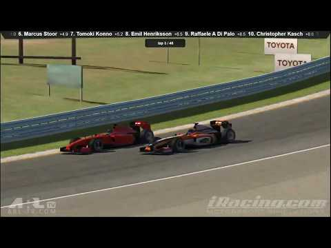 iRacing Road To Pro Series - 2013 S3 - Round 2 - Watkins Glen