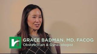 Grace C. Badman, MD, FACOG | Obstetrics & Gynecology | Avon, Plainfield