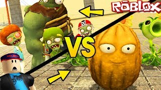 """PLANTS VS ZOMBIES BATTLE"" (Plants vs Zombies in Roblox, Roblox Plants vs Zombies Gameplay, PVZ)"