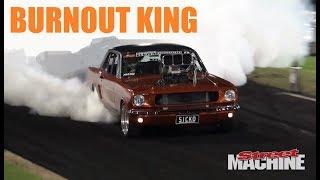Burnout King Highlights 2018
