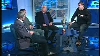 Киокушин каратэ Украины.Спортивная неделя. Гости- Гарик Меликян,Эльнур Мамедов,Тимур Гогитидзе.