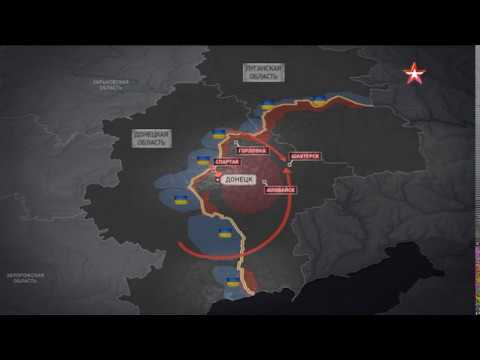 Опубликована карта возможного