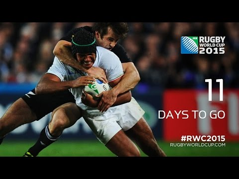 COUNTDOWN: 11 historic Rugby World Cup final tries