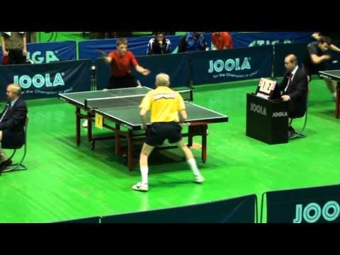 Настольный теннис: Видео
