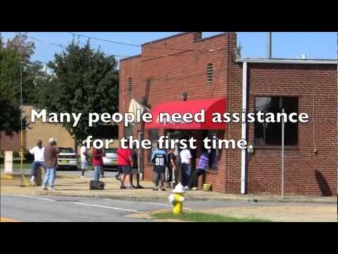 Hungry and Homeless in Catawba County