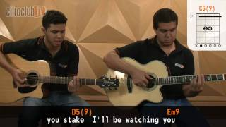 Every Breath You Take - The Police (aula de violão completa)
