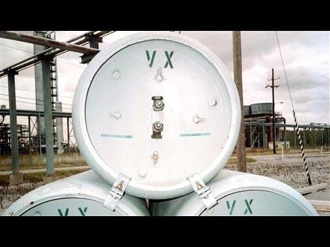 VX: The Poison That Killed Kim Jong Nam
