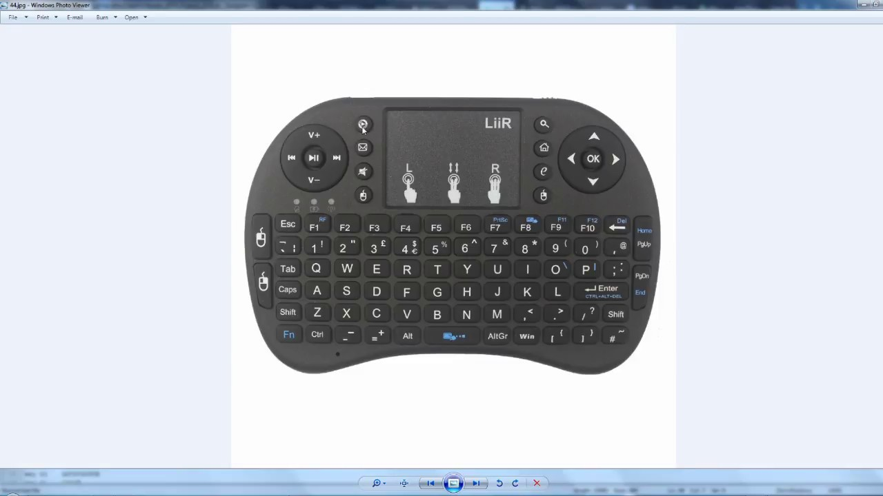 [ROOTED] Remapping/Fixing Android Mini Wireless Keyboard Keys Using  Keylayout Files
