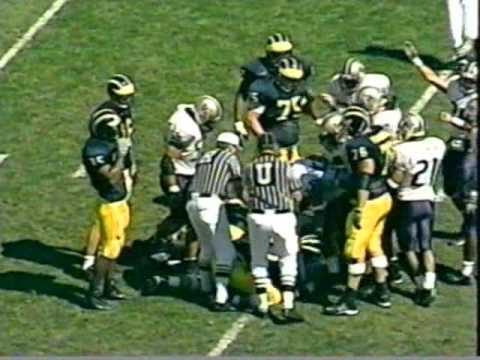 Michigan Replay: 2002 Michigan vs. Washington