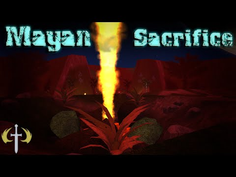 Halo CE - Mayan Sacrifice?!?