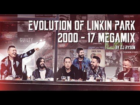 Evolution of Linkin Park  #MakeChesterProud  Megamix  Dj Ryson 30+ HITS