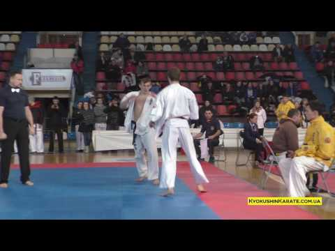 Ukrainian Championship 2017, 1/2 -65 Roman Kravchenko (aka) - Lemishko Bogdan