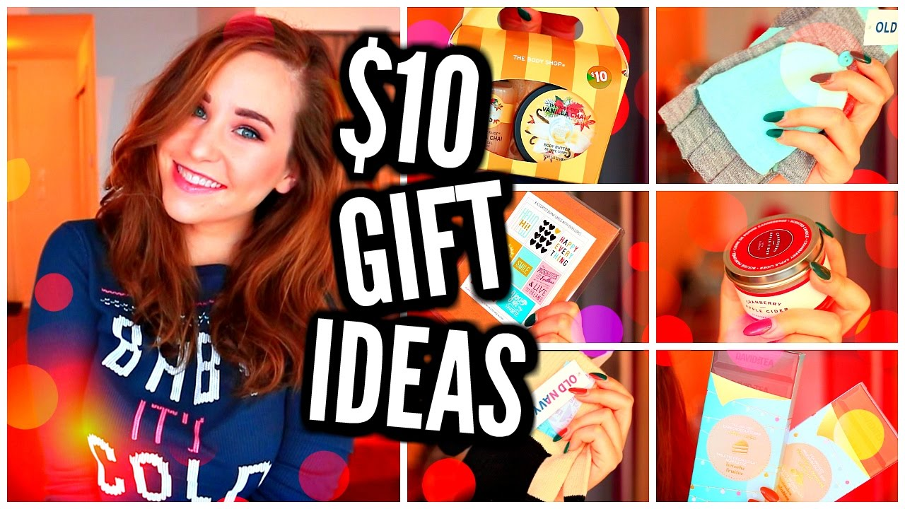 CHEAP Christmas Gift Ideas! Gift Guide For Him, Her, Boyfriend - YouTube