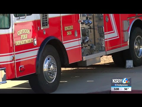 CAL FIRE to assume command of Cayucos Fire starting Saturday