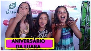 FESTA DE ANIVERSÁRIO DA LUARA FONSECA- BAILE DA LUARA