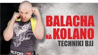 Techniki BJJ: Balacha na kolano | Kneebar [Strefa Sztuk Walki]