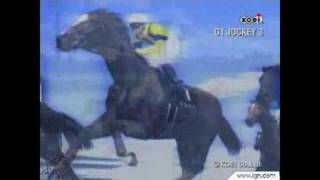 G1 Jockey 3 PlayStation 2 Gameplay_2003_05_16