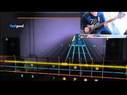 Rocksmith | Gorillaz - Feel Good Inc [Bass Guitar]
