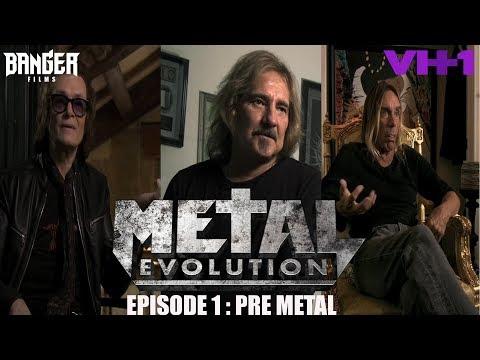Metal Evolution hosted by Sam Dunn [Episode 01(full): Pre - Metal]