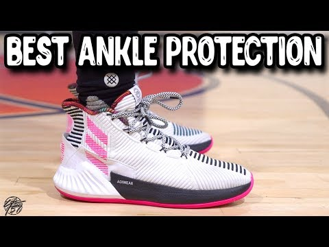 Top 5 Best Basketball Shoes for ANKLE PROTECTION!