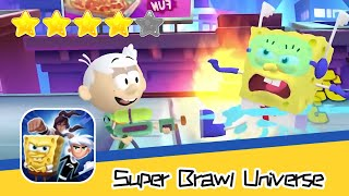Super Brawl Universe ACT3 3 Walkthrough Nick Champions Fighting Game Recommend index four stars