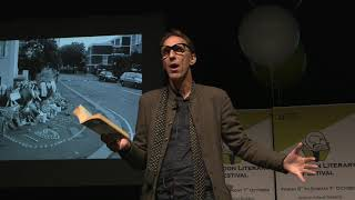 Will Self - Living Between Fact and Fiction - Hillingdon Literary Festival
