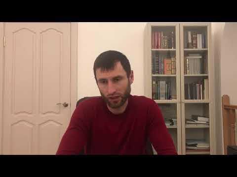 Цикл: «Проблемы адыгской традиционной культуры».  Имам п. Энем Аскер Тхаркахов.