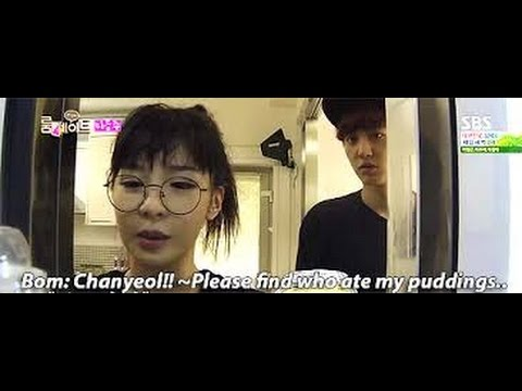 dara and chanyeol relationship problems