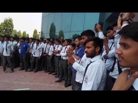 Flash mob 2k17 NSIT
