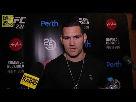 "UFC 221 | Chris Weidman: ""I Should"" Fight Robert Whittaker Next"