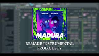 Madura - Cosculluela Ft. Bad Bunny | Remake INSTRUMENTAL (Studio version) | Prod.By Gusty