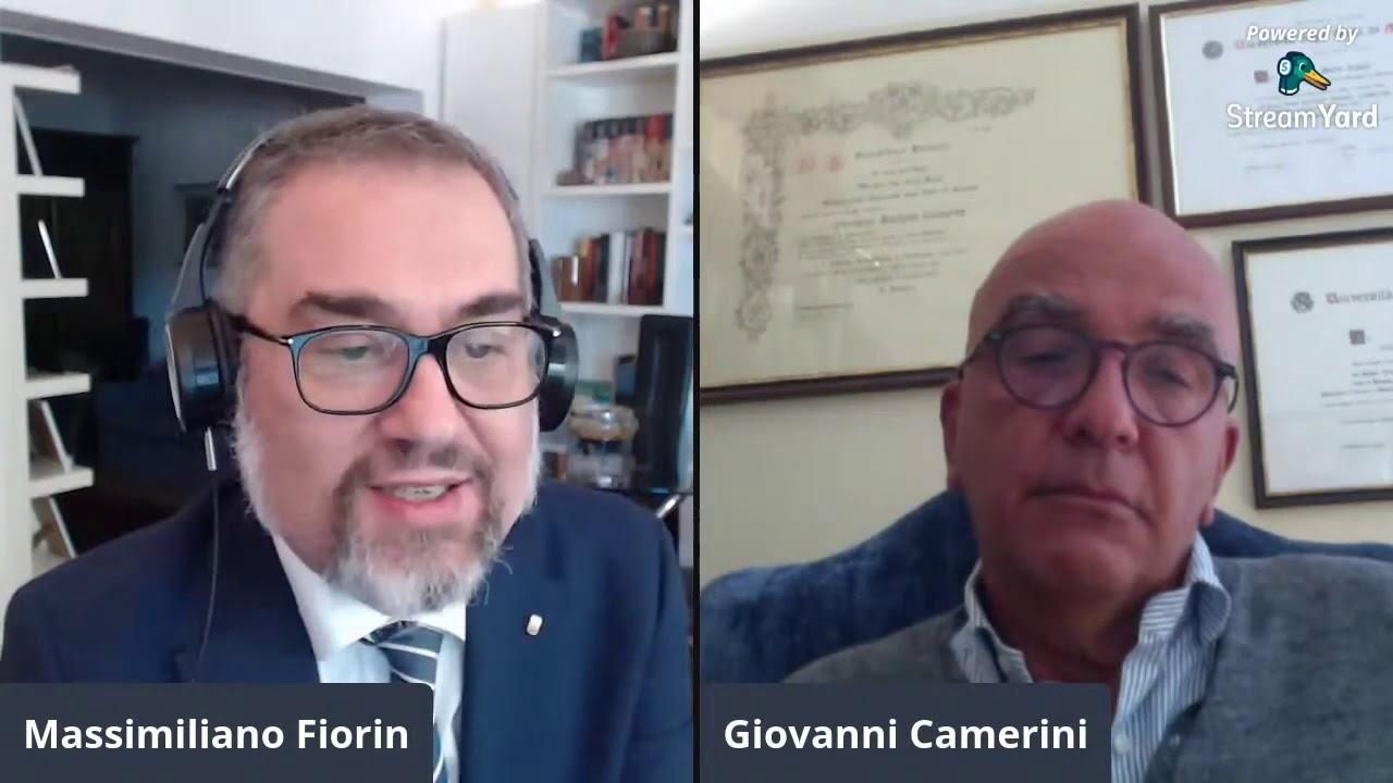 S.O.S. genitori separati - Incontro con Giovanni Battista Camerini