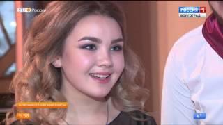 Новониколаевские школьники представили зрителям мюзикл «Золушка»
