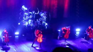 APOCALYPTICA - For Whome The Bell Tolls, 22.04.2017