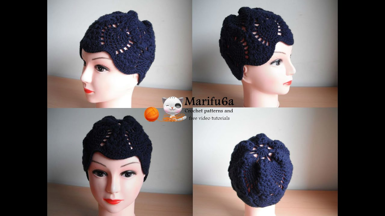Lace Crochet Collar Tutorial