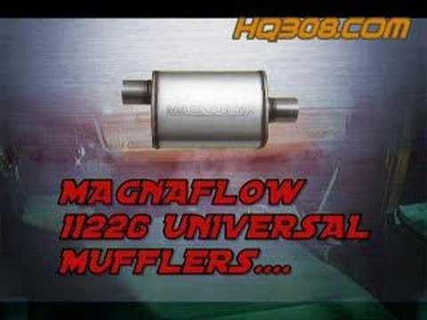 Single chamber muffler vs glasspack