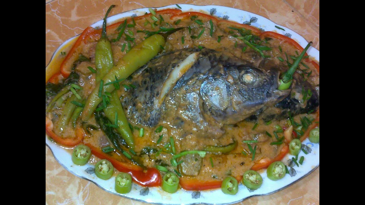 Ginataang tilapia sa kamias pinoy recipe fish in coconut for Filipino fish recipes