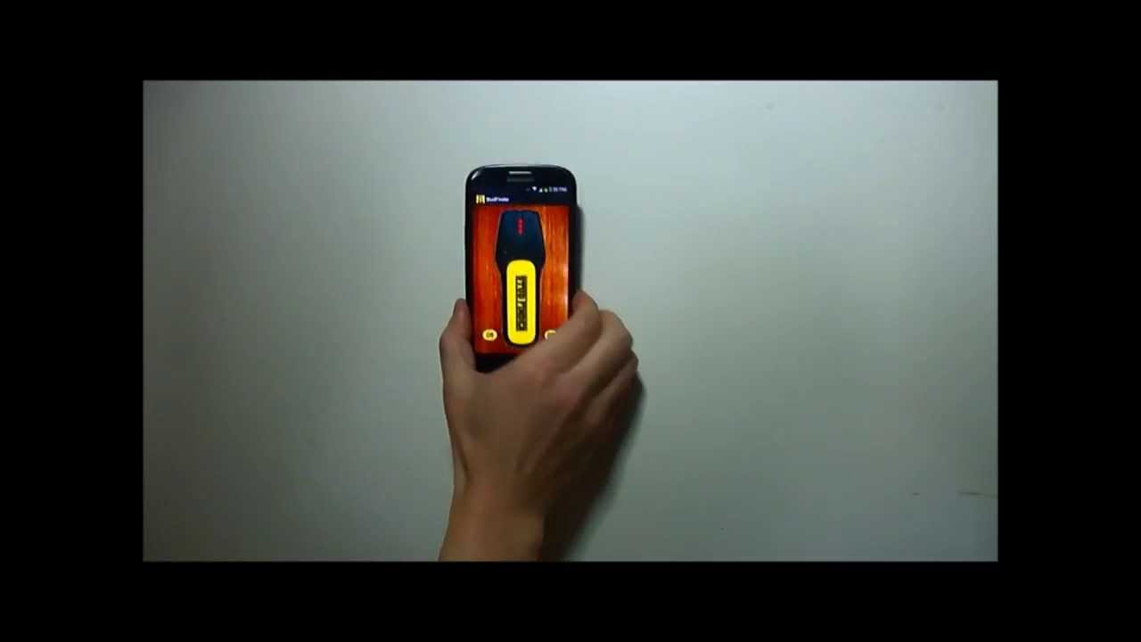 Stud Finder Android App Youtube