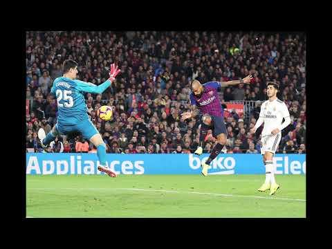 """Gerard Piqué y el gol de Vidal: """"Seguro que quisiera más pero cuando sale lo hace bien"""""""