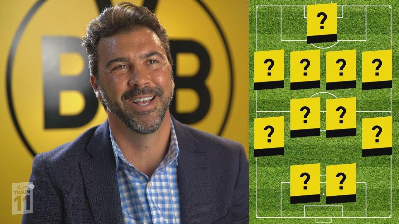 """""""Meine Traum11""""  CL-Sieger 1997 Jovan Kirovski stellt seine BVB-Legenden auf"""