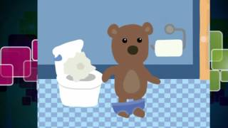 Potty Training Game Part 2 - best app demos for kids - Philip