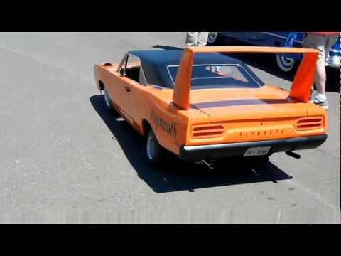 1970 Plymouth Superbird- 1/2 scale