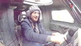 АвтоРивьера.  Бронеавтомобиль ГАЗ   39371 Водник 22.01.2020