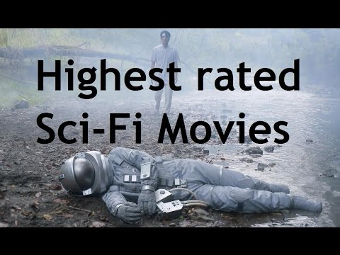 Highest Rated SciFi Movies of all Time
