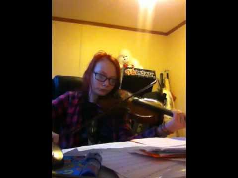 Barn Dance by Albert Stoutamire on the violin