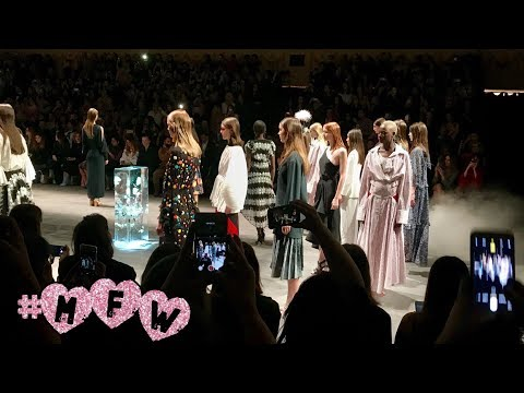 Melbourne Fashion Week - VLOG