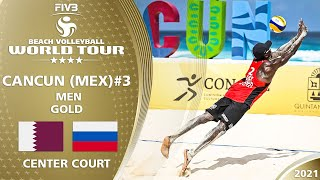 Cherif/Ahmed vs. Semenov/Leshukov - Full Final | 4* Cancun 2021 #3