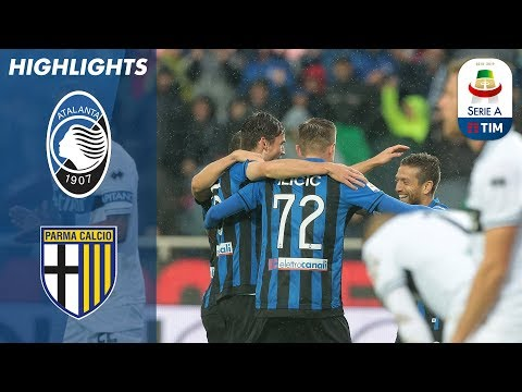 Atalanta 3-0 Parma | Easy Home Win As Parma Defeated For Second Game Running | Serie A